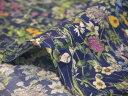 LIBERTYリバティプリント・国産タナローン生地<Wild Flowers>(ワイルド・フラワーズ)3634251-J16F リバティ 生地