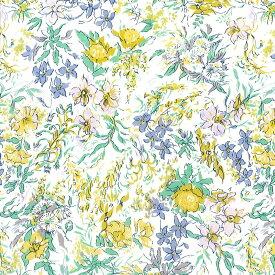 LIBERTYリバティプリント・国産タナローン生地(エターナル)<Australian Flower>(オーストラリアンフラワー)3630078ZE