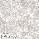 LIBERTYリバティプリント・国産タナローン生地(エターナル)<Patrick Gordon>(パトリックゴードン)【ライトグレー】3…