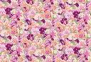 LIBERTYリバティプリント・国産タナローン生地西宮阪急限定色<Mimosa>(ミモザ)3635115S-J17A