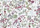 LIBERTYリバティプリント・国産タナローン生地<Field Flower>(フィールドフラワー)3335758LR【英国展50回記念メルシ…