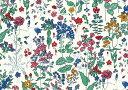 LIBERTYリバティプリント・国産タナローン生地<Field Flower>(フィールドフラワー)3335758LN【英国展50回記念メルシ…
