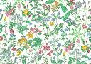 LIBERTYリバティプリント・国産タナローン生地<Field Flower>(フィールドフラワー)3335758LD【英国展50回記念メルシ…