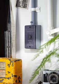 スイッチプレート スタイリッシュ カバー TK-2081ARTWORKSTUDIO (アートワークスタジオ)STEEL Switch plate 1 スチールスイッチプレート 1