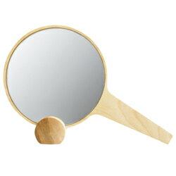 ITUTU イツツ 手鏡 ラルース La Luz団 手鏡 コンパクトミラー スタンドミラー ハンドミラー おしゃれ かわいい【送料無料】