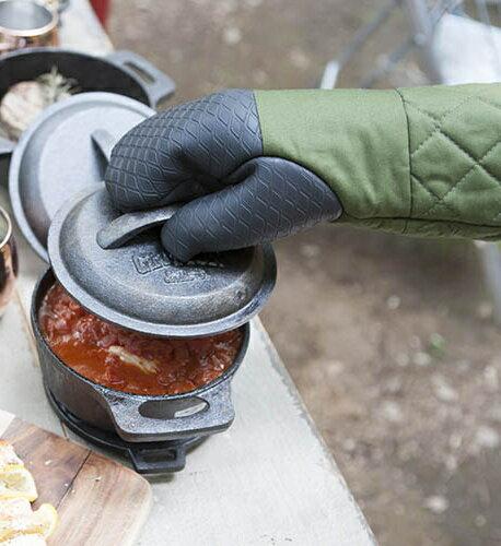 DULTON ダルトン グラットン オーブン グローブ カーキー ダークグレー フォレストグリーン マスタード レッド GLUTTON OVEN GLOVE 鍋つかみ キッチングローブ ガードグローブ