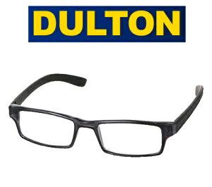 DULTON ダルトン 老眼鏡 リーディンググラス / YGF71SBK ブラック 黒色 スクエアタイプ READING GLASSES BLACK 男性用 女性用 男性におすすめ おしゃれ シニアグラス 老眼鏡 YGF71SBK