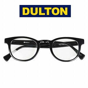 DULTON ダルトン 老眼鏡 ボスリントン ブラック リーディンググラス 黒色 YGJ114BK READING GLASSES 男性用 女性用 男性におすすめ おしゃれ シニアグラス 老眼鏡 メガネ めがね 眼鏡