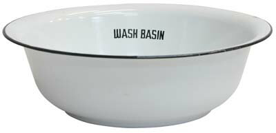 【アクシス/Homestead】ホームステッド ホーローウォッシュベイシン HS889 ホーロー製 ウォッシュベイシン 洗面器 ナチュラル雑貨 キッチン雑貨 ホウロウ雑貨 琺瑯