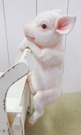 チアフルフレンズ こぶたのルーク ぶた ブタ 豚 pig 置物 小物 オブジェ