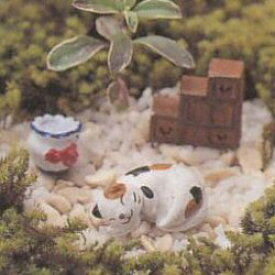 5%OFFクーポン配布中 ミニミニアニマルセット ネコ 猫 ねこ ネコ cat キャット ガーデニング 置き物 オブジェ オーナメント 動物 【ガーデン雑貨】【ガーデニング雑貨】【ガーデニング資材】【あす楽対応】