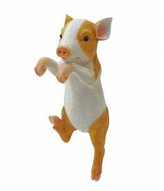 チアフルフレンズ こぶたのチャド ぶた ブタ 豚 pig 置物 小物 オブジェ