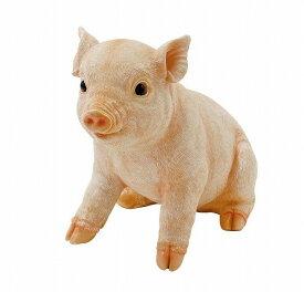 チアフルフレンズ こぶたのリッキー ぶた ブタ 豚 pig 置物 小物 オブジェ【10p07jan17】