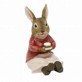 チアフルフレンズ うさぎのルシール 100387901 ルシール うさぎ ウサギ ラビット rabbit 兎 置物 小物 オブジェ
