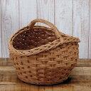 ウィッカーバスケット ボックス ランドリー おもちゃ バスケット ラウンド おしゃれ