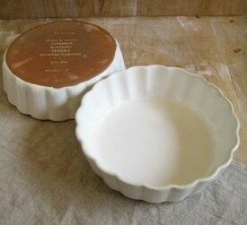スタジオエム(スタジオM) ムニュ キッシュ お皿 おさら MENU 日本製 日本 グラタン 焼き菓子 焼き型 電子レンジ オーブン オーブン皿 耐熱 円形 食器 陶器 ラザニア おしゃれ 耐熱容器 皿 グラタン皿 かわいい