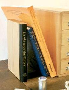 ブックエンド 木製 日本製 La Luz ラ・ルース おしゃれ ブックスタンド ブックエンド 本立て 本棚 アンティーク風 ブックスタンド ブックエンド 卓上 本立て 本棚 子ども 子供 こども 部屋 キ