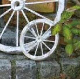 5%OFFクーポン配布中 アンティーク風 ウォールデコレーション 車輪 木製 ガーデン雑貨 ナチュラル雑貨