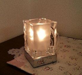 ヴェルダ アロマランプ AROMA LAMP BELDA まるで氷のようなシルエット テーブルランプ テーブルライト アロマランプ アロマライト 間接照明 照明 卓上 おしゃれ インテリア 新生活