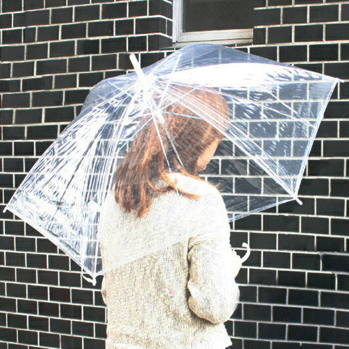 送料無料 ビニール傘 50cm 新品 60本セット 透明傘 使い捨て 骨組み8本 かさ カサ 雨傘 梅雨 業務用 まとめ買い 店舗用 法人向け 部備品 (代引きOK)