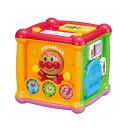 あす楽 アンパンマン よくばりキューブ おもちゃ 玩具 知育玩具 プレゼント 誕生日 キッズ 御祝 入園 入学 (代引きOK)