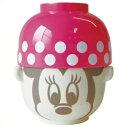 あす楽 1000円ポッキリ サンアート 汁椀・茶碗セット ミニーマウス Disney ディズニー キャラクター おちゃわん おわ…