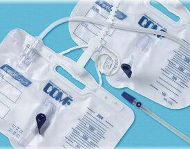 コンファ閉鎖式採尿バッグ(ショートタイプ) 10枚/箱 低床用2000ml 800025013 エフスリィー【返品不可】