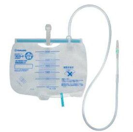 閉鎖式導尿バッグ ウロガードプラス 5セット/箱 2500ml UD-BE3012 テルモ【条件付返品可】