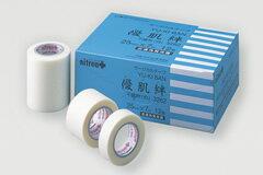 ニトリート サージカルテープ 優肌絆 不織布(白) 3261 12mmx7m 1箱24巻入