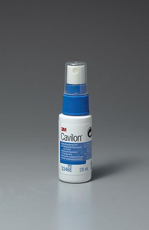 キャビロン 非アルコール性皮膜 スプレータイプ 3346E 28ml 3M スリーエムヘルスケア
