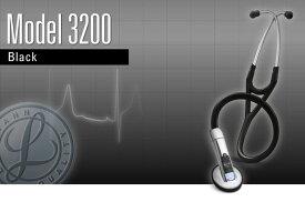 リットマン 聴診器 エレクトロニック 3200BK27 ブラック 3M スリーエム 電子聴診器【返品不可】