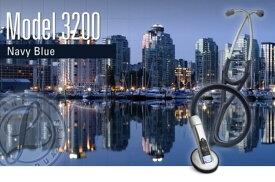 リットマン 聴診器 エレクトロニック 3200NB ネイビーブルー 3M スリーエム 電子聴診器【返品不可】