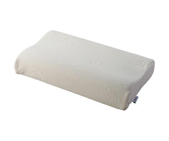 快適枕 ネックピロー (570x370x90〜110mm) RMN-05 1個【条件付返品可】