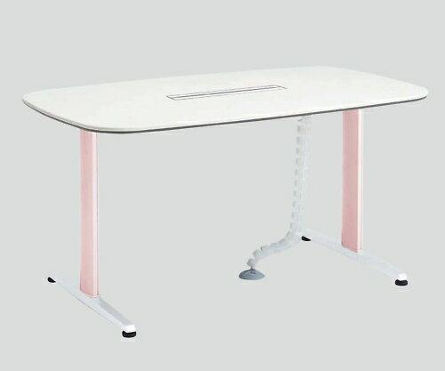 ナーステーブル(リフティオメディカ) 2100x1000x900 ブルー LG51BB-ZD34 1個【条件付返品可】