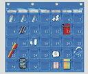 カレンダーポケット ブルー W-416BL 1個【返品不可】