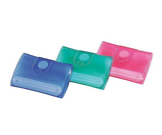 お薬ケース 85x125x20mm(青) HM501(青) 1個【条件付返品可】