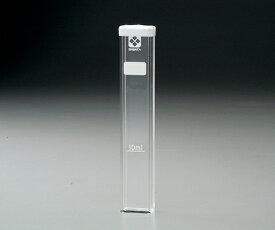 残留塩素測定器 角型試験管20mL 1箱(2本入り)【返品不可】