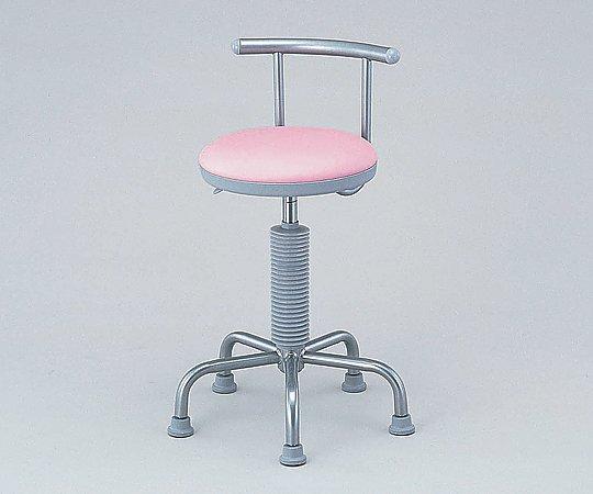 ナビスツール CH-S142-B ピンク ステーブル 1脚 ナビス アズワン 【大型商品】【同梱不可】【代引不可】【キャンセル・返品不可】
