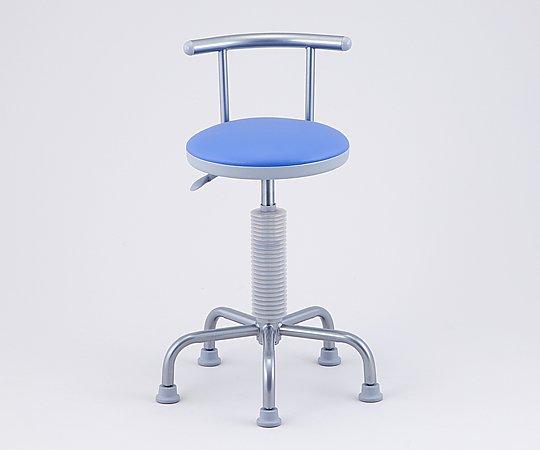 ナビスツール CH-S142-B ブルー ステーブル 1脚 ナビス アズワン 【大型商品】【同梱不可】【代引不可】【キャンセル・返品不可】