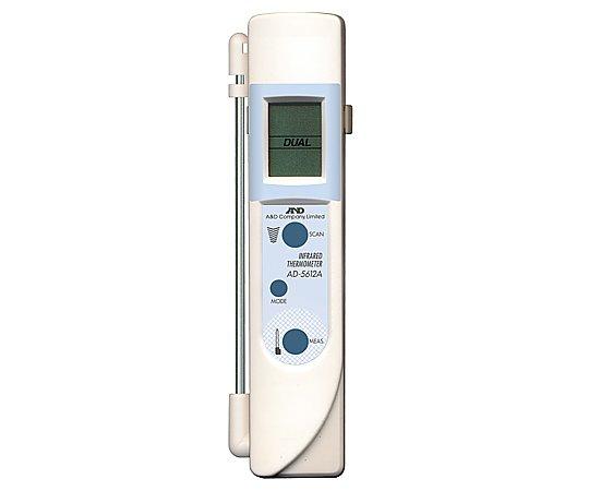 赤外線放射温度計 AD-5612A 1台【キャンセル・返品不可】
