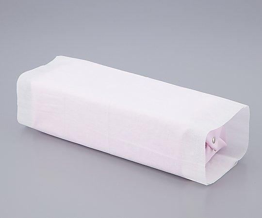 プロシェアディスポ枕カバー エコノミータイプ 1袋(50枚x2袋入り) アズワン【返品不可】