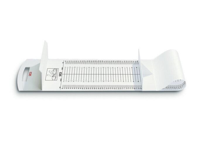 seca 210 乳児用身長測定マット 使用範囲10〜99cm 最小目盛5mm サイズW1250xH140xD300mm 1枚【条件付返品可】