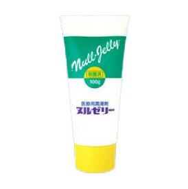 ヌルゼリー(医療用潤滑剤) 100gx1本 日医工【返品不可】