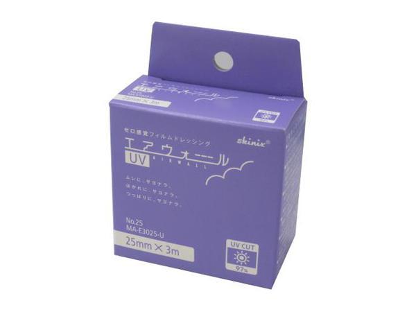 skinix エアウォールUV No.25 25mmx3m MA-E3025-U 共和【条件付返品可】