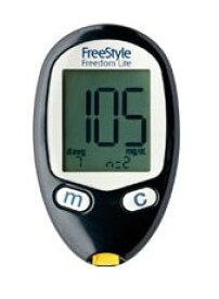 【送料無料】ニプロフリースタイルフリーダム ライト 11-777 本体のみ【血糖測定器】【血糖値測定】【返品不可】