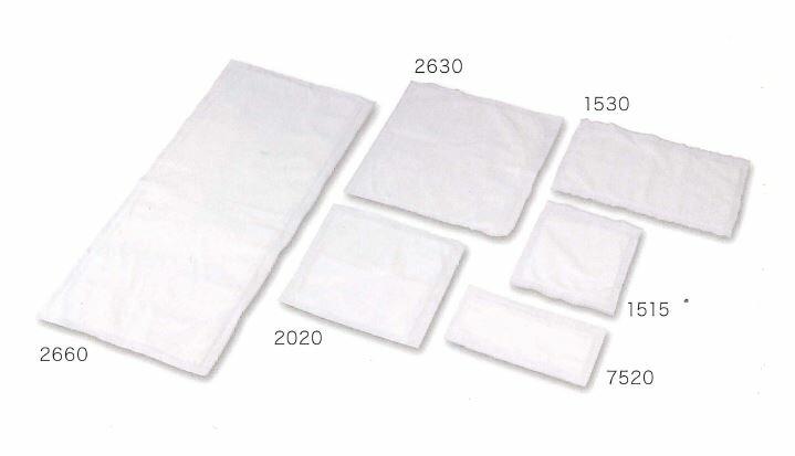 シングルパッドA(滅菌済) 1515 30袋入 15cmx15cm 19057 白十字【条件付返品可】