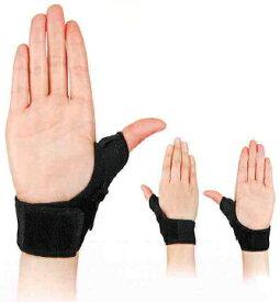 ファシリエイドサポーター 母指 M (手首周径 14.5cm〜16.5cm/母指周径 5.5cm〜6.5cm) 303402 日本シグマックス【返品不可】