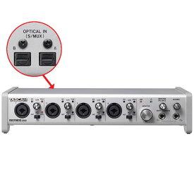 【送料無料】TASCAM USBオーディオ/MIDIインターフェイス Series208i タスカム 【拡張により20INまで対応】