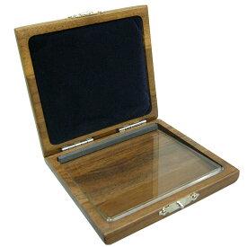 GALAX 木製リードケース ウォルナット B♭クラリネット 6枚用/ アルトサックス 5枚用 GC-W【ラッキーシール対応】
