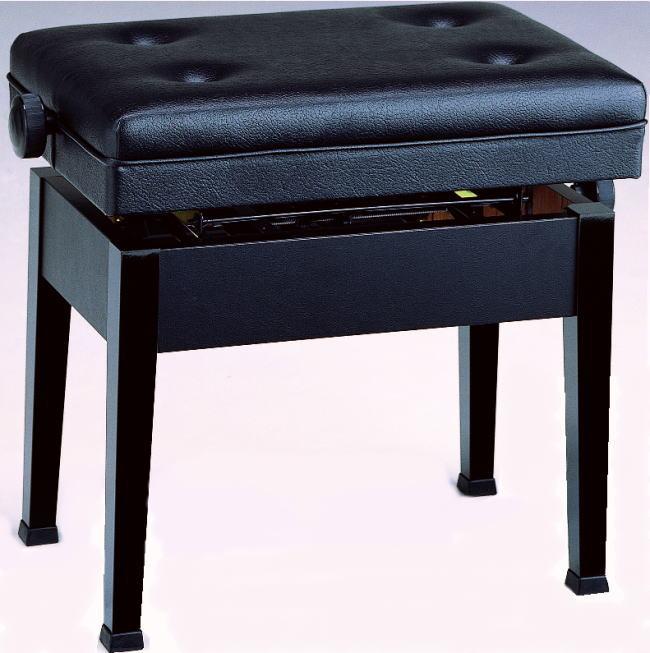 在庫あり【送料無料】ピアノ椅子:お教室に人気!メモリーチェア:E-565:ピアノ転倒防止に!【ラッキーシール対応】